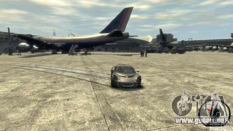 Lotus Elise v2.0 für GTA 4 Innenansicht