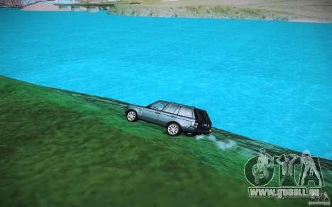HD-Wasser für GTA San Andreas her Screenshot