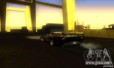 ENB Graphics by KINOman für GTA San Andreas zweiten Screenshot