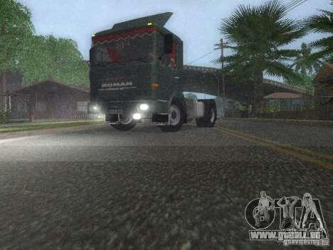 Roman R 10215 FS pour GTA San Andreas