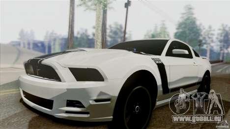 SA Beautiful Realistic Graphics 1.5 für GTA San Andreas her Screenshot