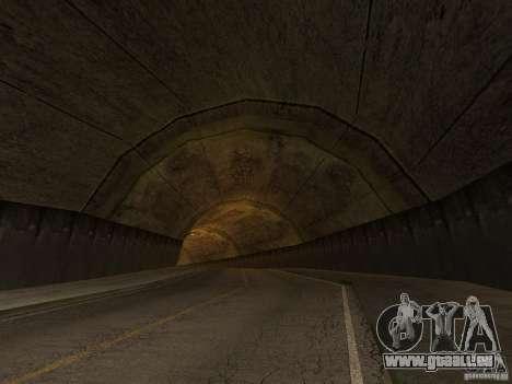 GTA SA 4ever Beta pour GTA San Andreas quatrième écran
