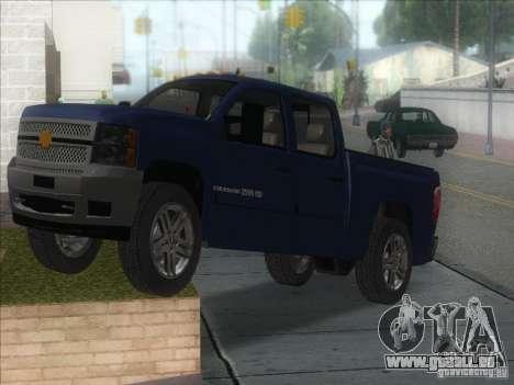 Chevrolet Silverado 1500 pour GTA San Andreas