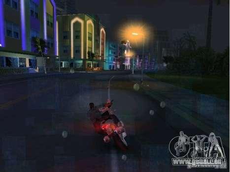 Ducati Supersport 1000 DS pour une vue GTA Vice City de la droite