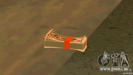 Actions de MMM v1 pour GTA San Andreas deuxième écran