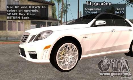 Wheels Pack by EMZone pour GTA San Andreas cinquième écran