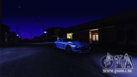 ENBSeries by egor585 pour GTA San Andreas septième écran