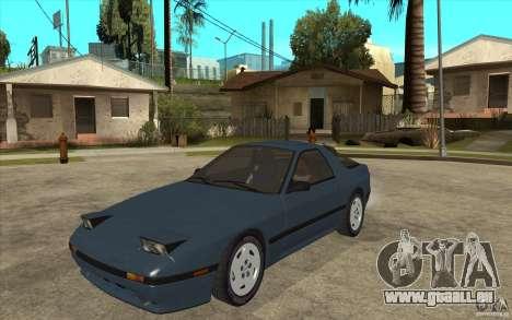 Mazda RX7 FC3S Stock für GTA San Andreas