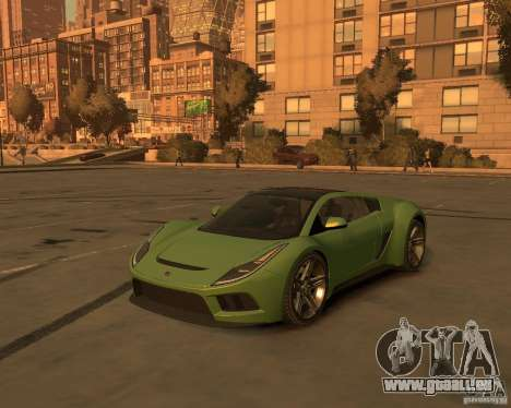 2010 Saleen S5S Raptor pour GTA 4