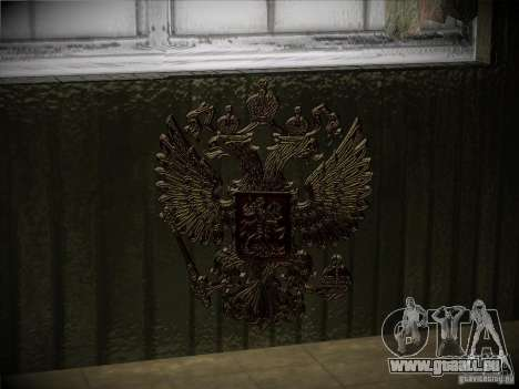 Armoiries de la Russie pour GTA San Andreas