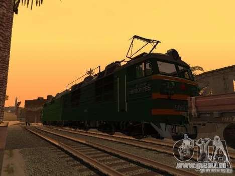 Vl80s für GTA San Andreas zurück linke Ansicht
