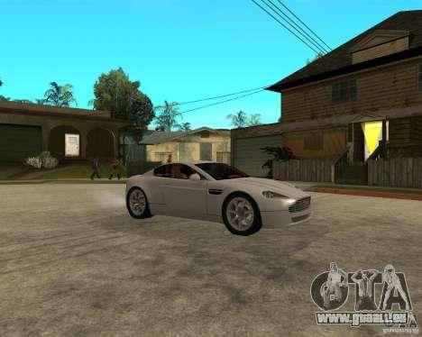 Aston Martin VANTAGE concept 2003 pour GTA San Andreas vue de droite