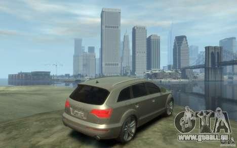 Audi Q7 pour GTA 4 est un droit