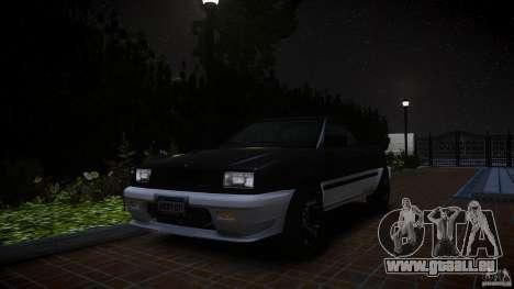 Blista Pick Up pour GTA 4 Vue arrière de la gauche