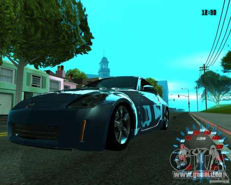 ENB by Makc pour GTA San Andreas troisième écran
