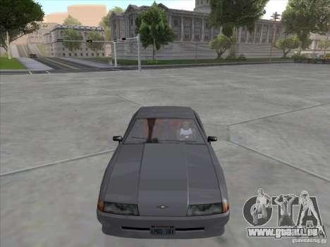 Elegy Full VT v1.2 pour GTA San Andreas