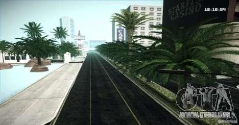 ENB Graphics Mod Samp Edition pour GTA San Andreas huitième écran