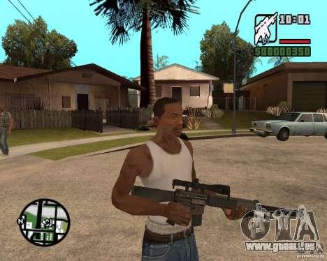 SR 25 für GTA San Andreas