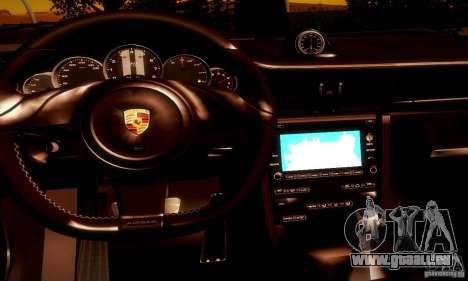 Porsche 911 Sport Classic pour GTA San Andreas vue de dessous