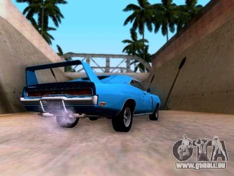Dodge Charger RT pour GTA San Andreas vue de côté