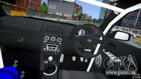 Toyota Altezza pour GTA 4 est un côté