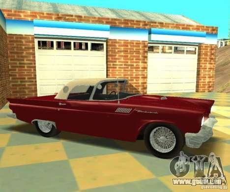 Ford Thunderbird 1957 pour GTA San Andreas
