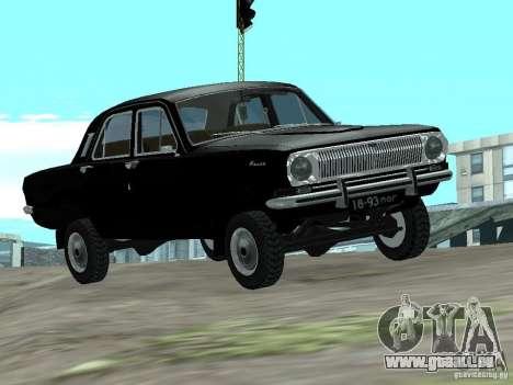 95 VOLGA GAZ-24 pour GTA San Andreas