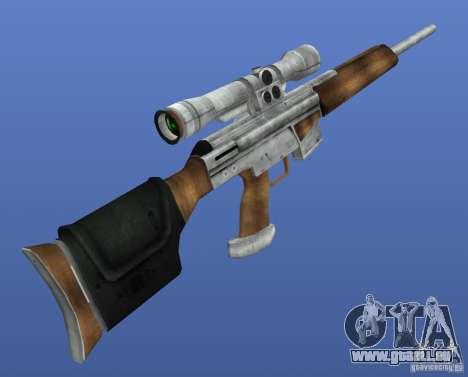 Mega Gun Pack (Chrom) für GTA 4 Zehntel Screenshot