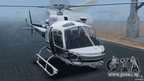 Eurocopter AS350 Ecureuil (Squirrel) pour GTA 4
