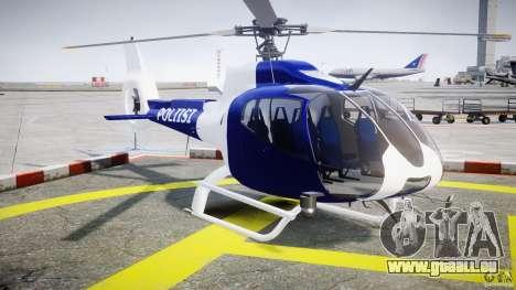 Eurocopter EC 130 Finnish Police pour GTA 4 est un droit