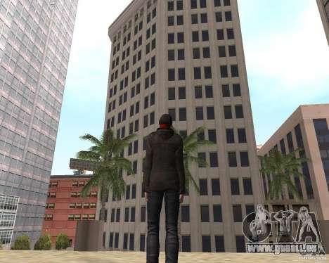Spider Man pour GTA San Andreas cinquième écran