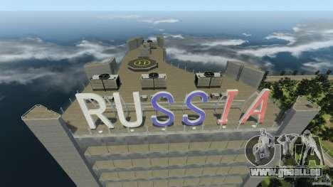 Russie criminelle RAGE pour GTA 4 douzième d'écran