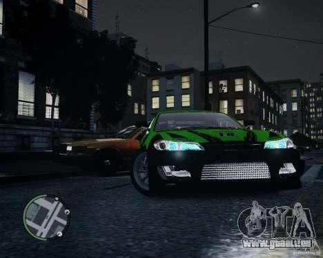 Nissan Silvia pour GTA 4