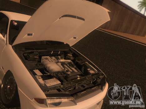 Nissan Skyline GTS R32 JDM für GTA San Andreas Innen