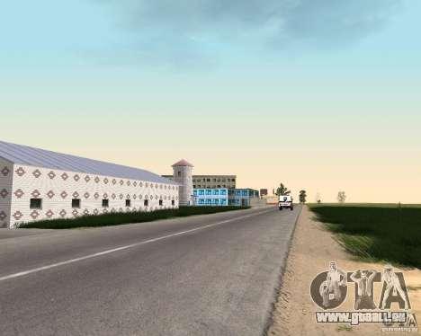 Ein Prostokvasino für die CD für GTA San Andreas sechsten Screenshot
