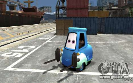 Guido de Cars Mater-National pour GTA 4