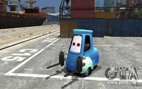 Guido de Cars Mater-National pour GTA 4