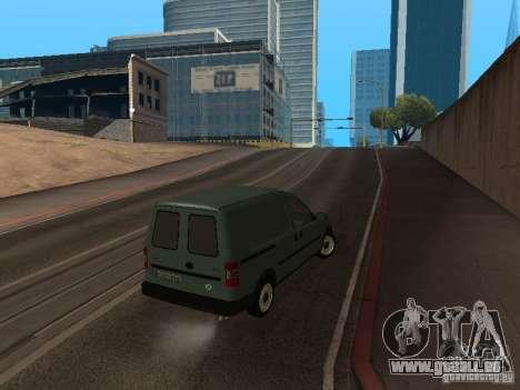Opel Combo 2005 für GTA San Andreas rechten Ansicht