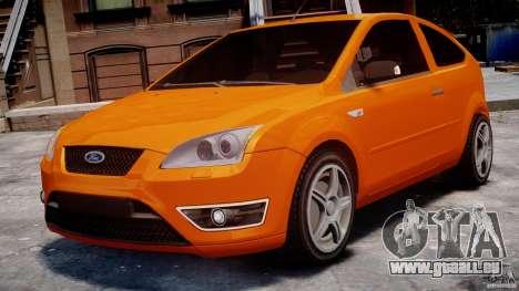 Ford Focus ST pour GTA 4