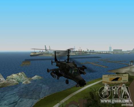 Ka-50 für GTA Vice City