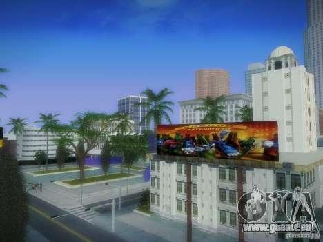 Neue Plakate rund um den Zustand für GTA San Andreas her Screenshot