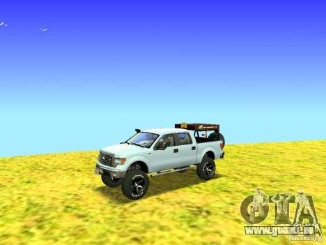 Ford F-150 Off Road pour GTA San Andreas