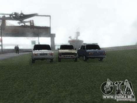 VAZ 2101 für GTA San Andreas Motor