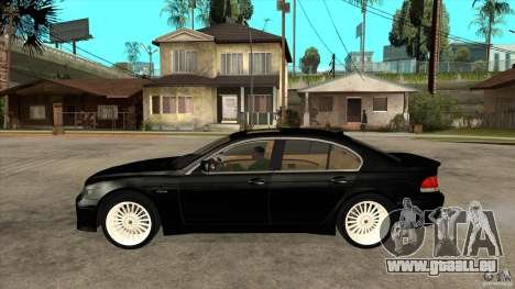 BMW Alpina B7 pour GTA San Andreas laissé vue