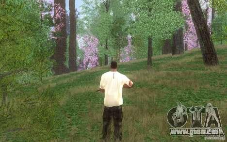 Spring Season für GTA San Andreas her Screenshot