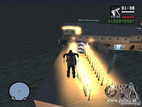 Night moto track für GTA San Andreas dritten Screenshot