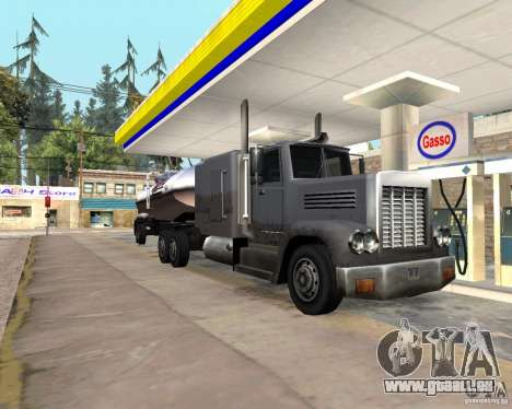 Packer Truck pour GTA San Andreas