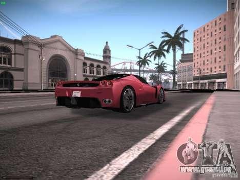 LiberrtySun Graphics ENB v2.0 für GTA San Andreas neunten Screenshot