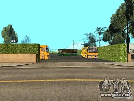 5 Bus v. 1.0 für GTA San Andreas