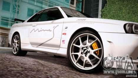 FM3 Wheels Pack pour GTA San Andreas neuvième écran